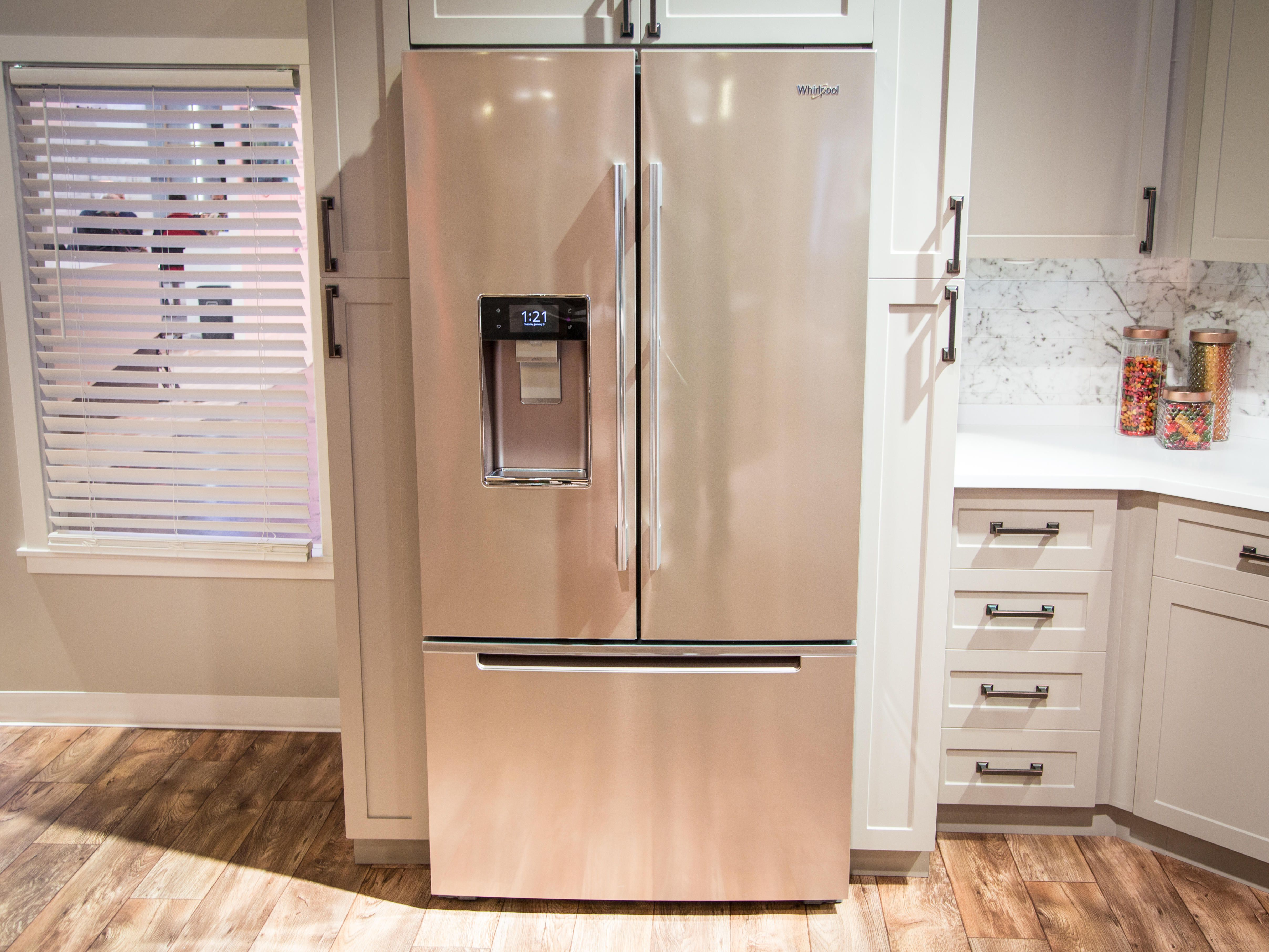Here\'s how Whirlpool could convince you to make your kitchen smart ...